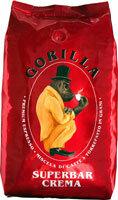 Gorilla Espresso Superbar Crema 1kg
