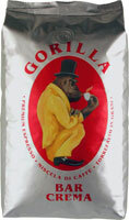 Gorilla Espresso Bar Crema 1kg