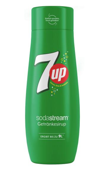 SodaStream Sirup 7up, 440ml