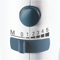 Siemens MQ95520N, weiß/grau, Handrührgerät